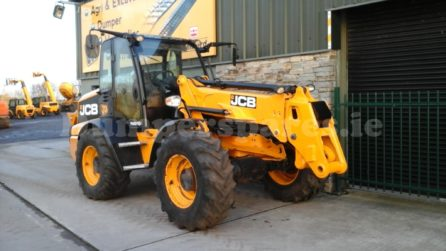 Equipment telematics: Jcb 310 for sale